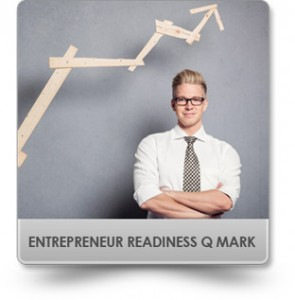 Q mark- Entrepreneur Readiness
